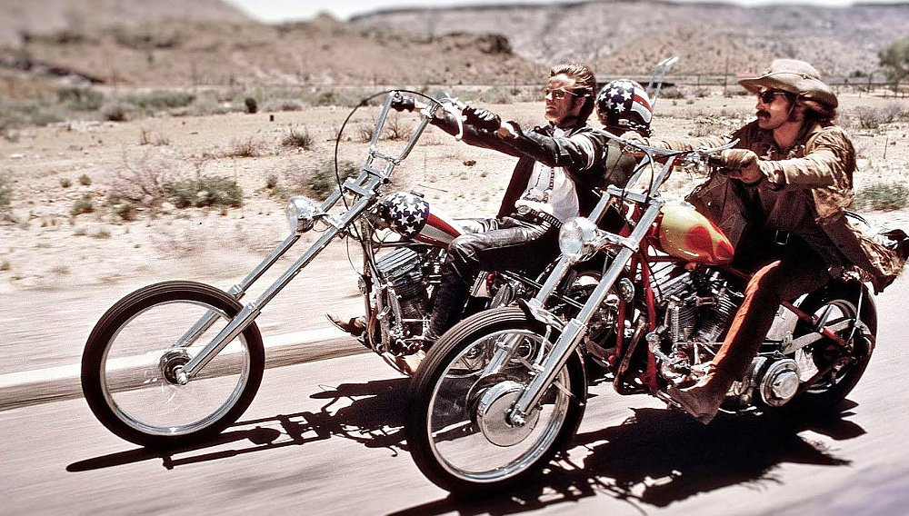 "50 years later, why ""Easy Rider"" doesn't matter any more"