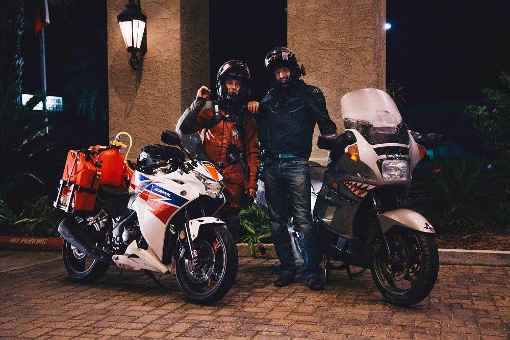 Texas Iron Butt Challenge: 1,000 miles, 24 hours, zero ...