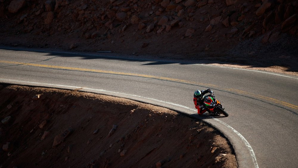 Pikes Peak eliminates motorcycles for 2020, maybe forever