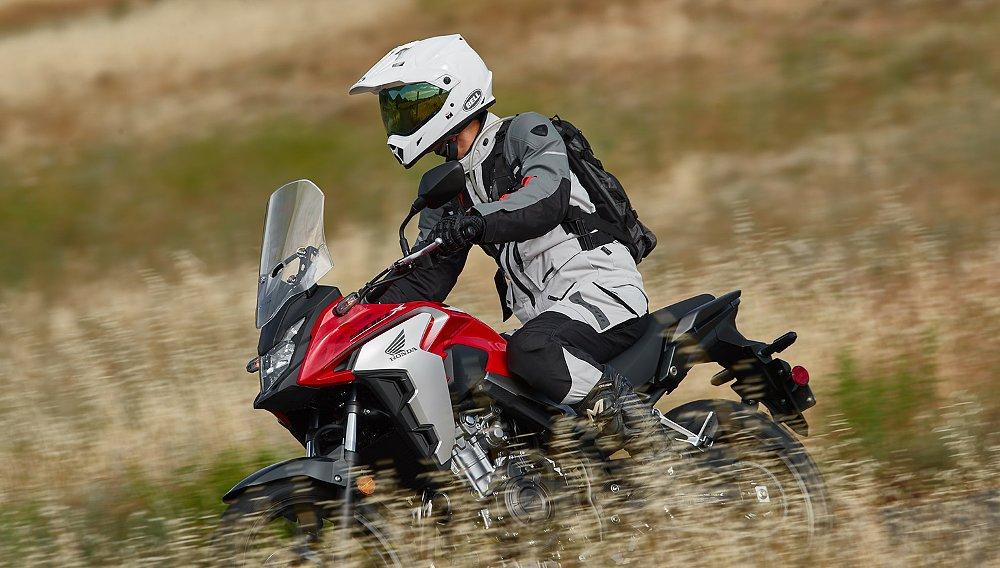 2019 Honda CB500X first ride