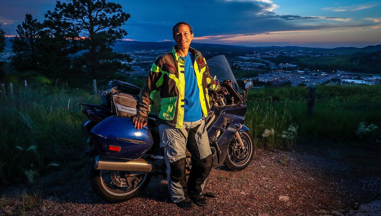 13,000 miles, 11 days: Meet Iron Butt Rally champion Wendy