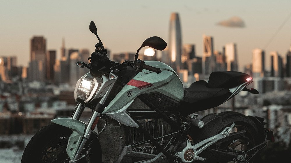 The edge of control: Adding Bosch stability control to the Zero SR/F electric motorcycle