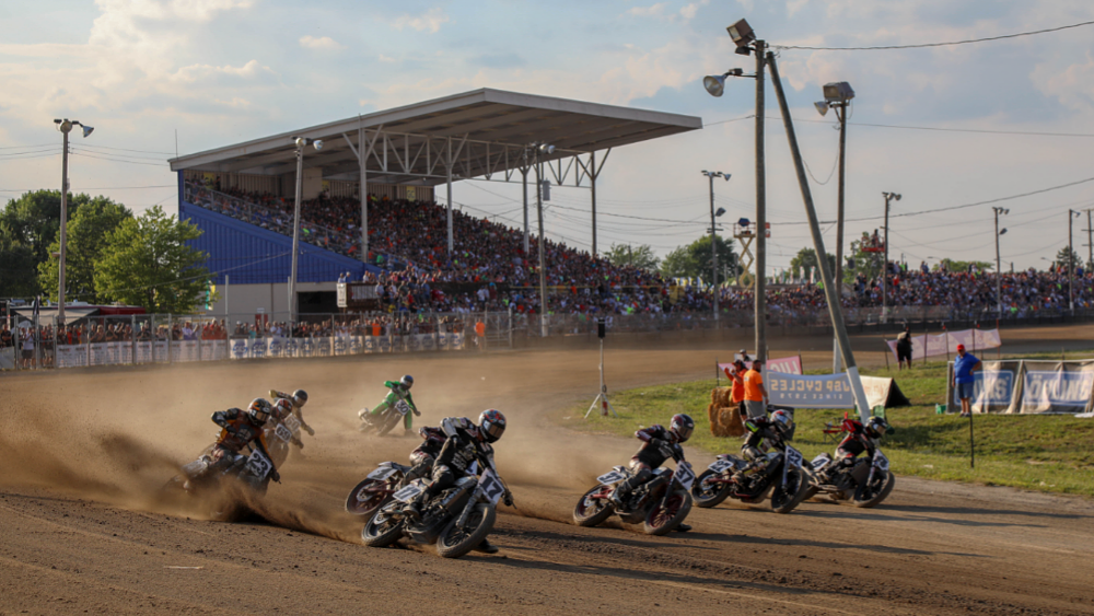 New American Flat Track rules to exclude privateers from elite class