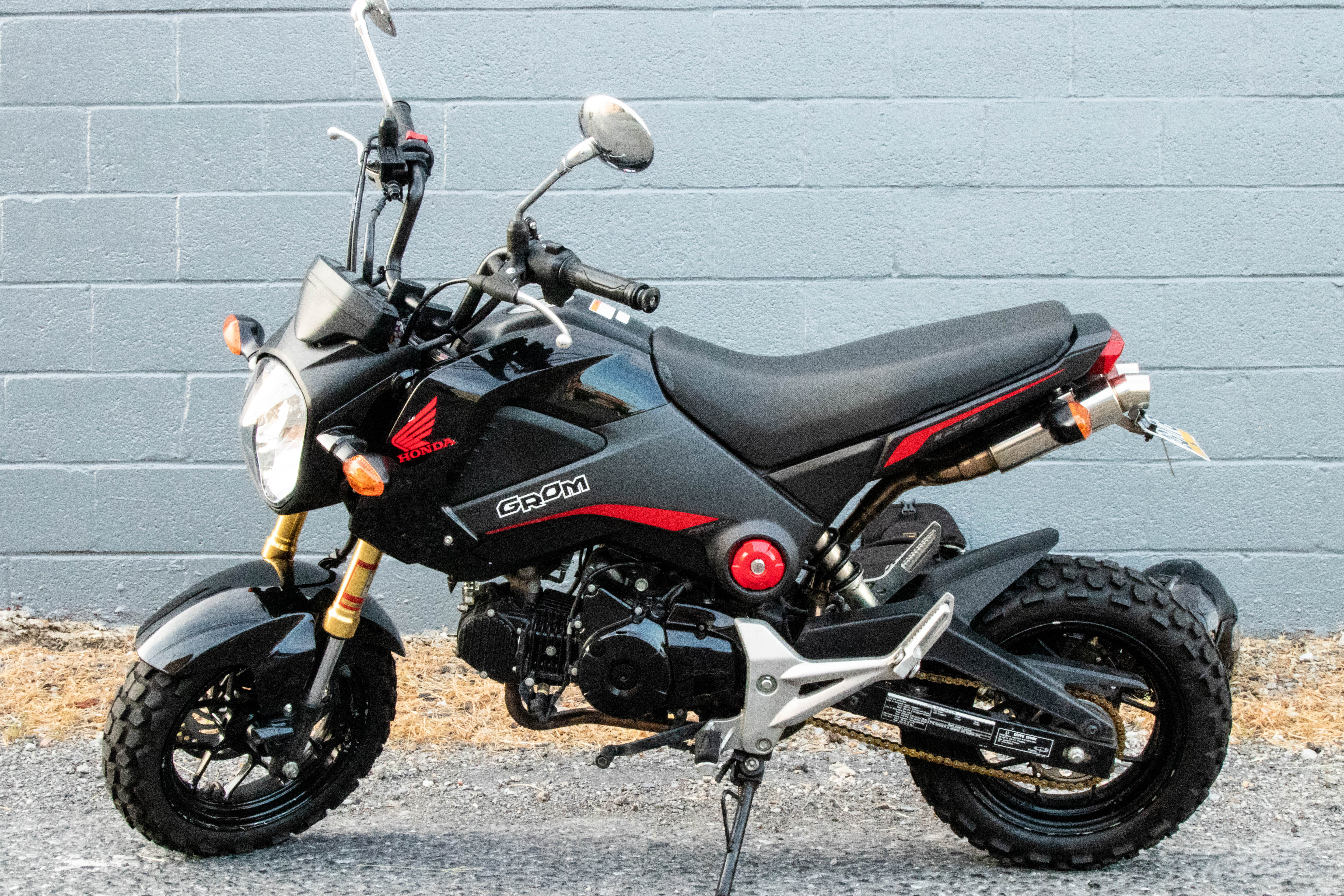 A new rider's perspective: Used Honda Grom versus new CSC