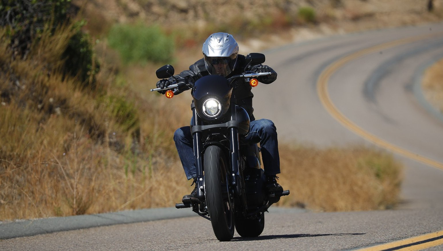 2020 Fat Bob Review.2020 Harley Davidson Low Rider S First Ride Review Revzilla