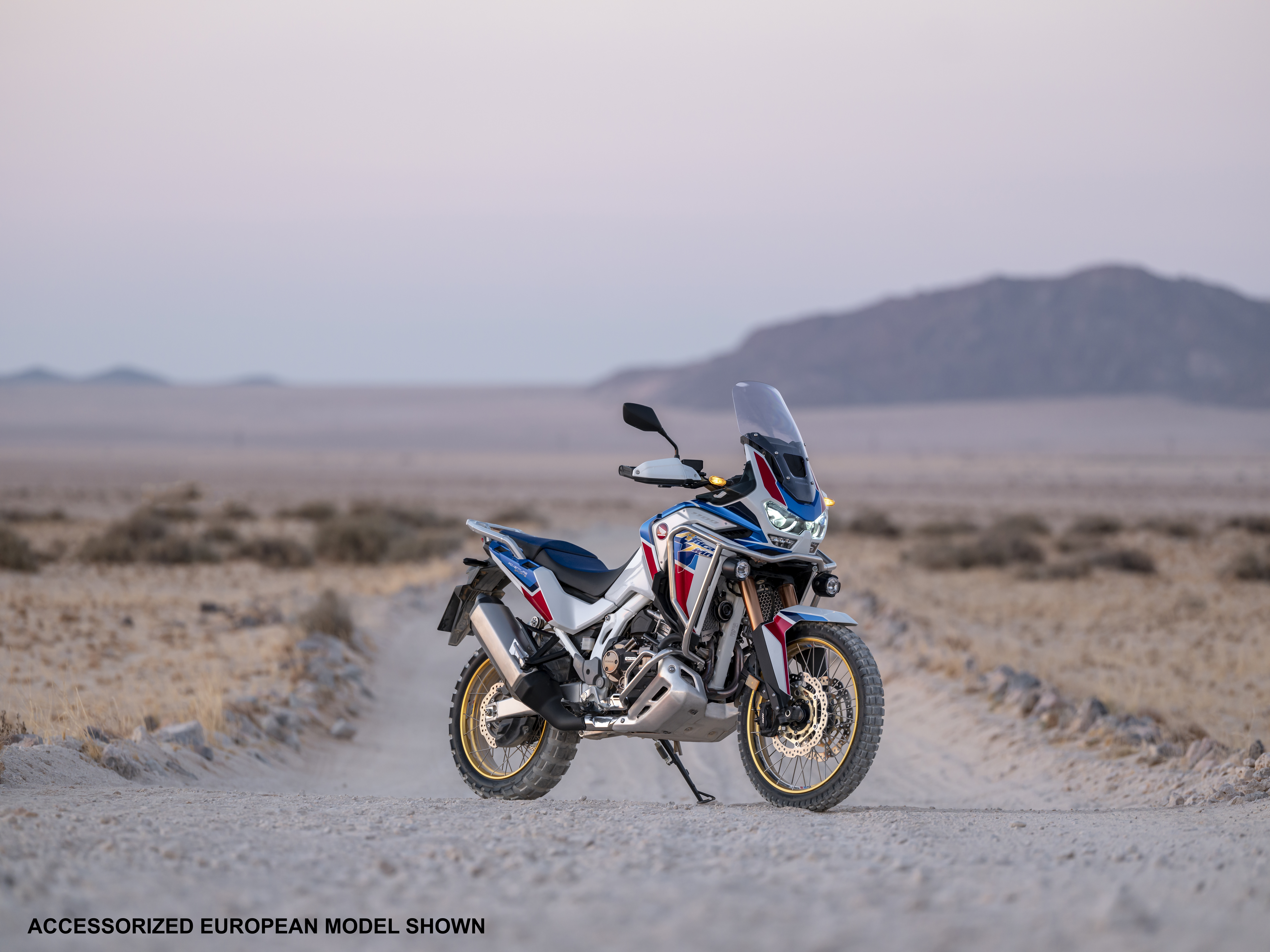 2020 Honda Crf1100 Africa Twin First Look Revzilla