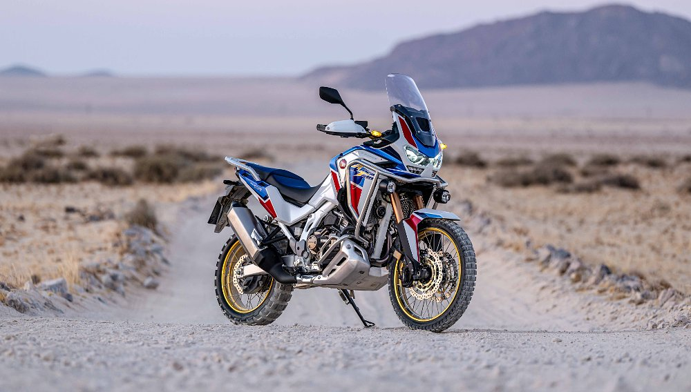 2020 Honda CRF1100 Africa Twin first look