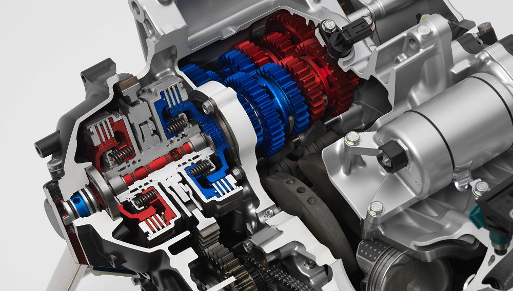 Why things are the way they are: Motorcycles and automatic transmissions