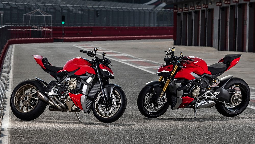 Ducati unveils its Streetfighter and other new 2020 models