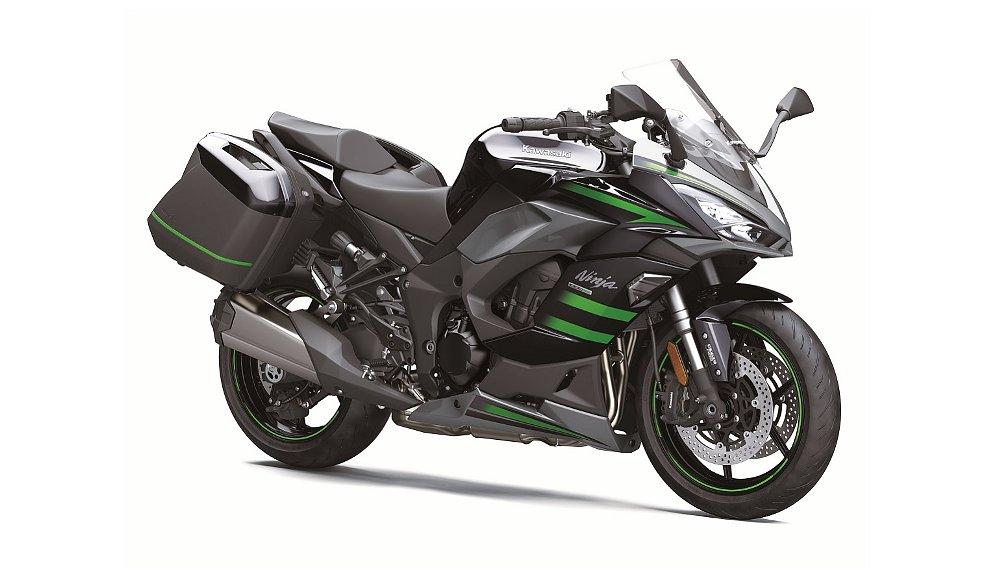 2020 Kawasaki Ninja 1000SX first look: Sport-touring lives on