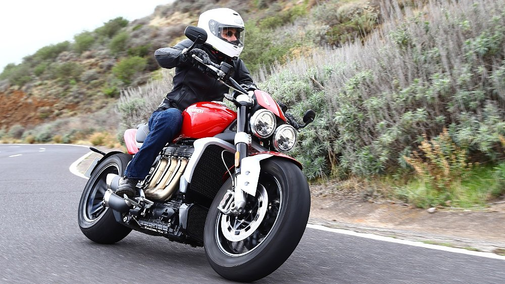 2020 Triumph Rocket 3 R and GT first ride review