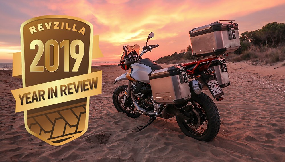 Our favorite motorcycles of 2019