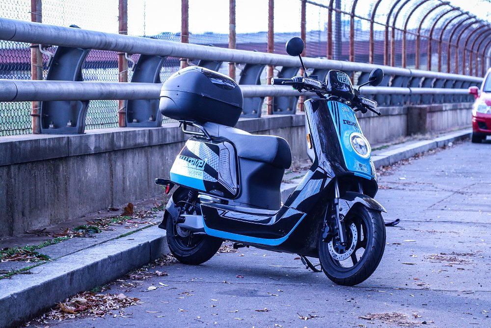 Ride report: Revel electric scooters blur the urban transportation lines