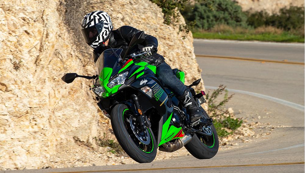 2020 Kawasaki Ninja 650 first ride review