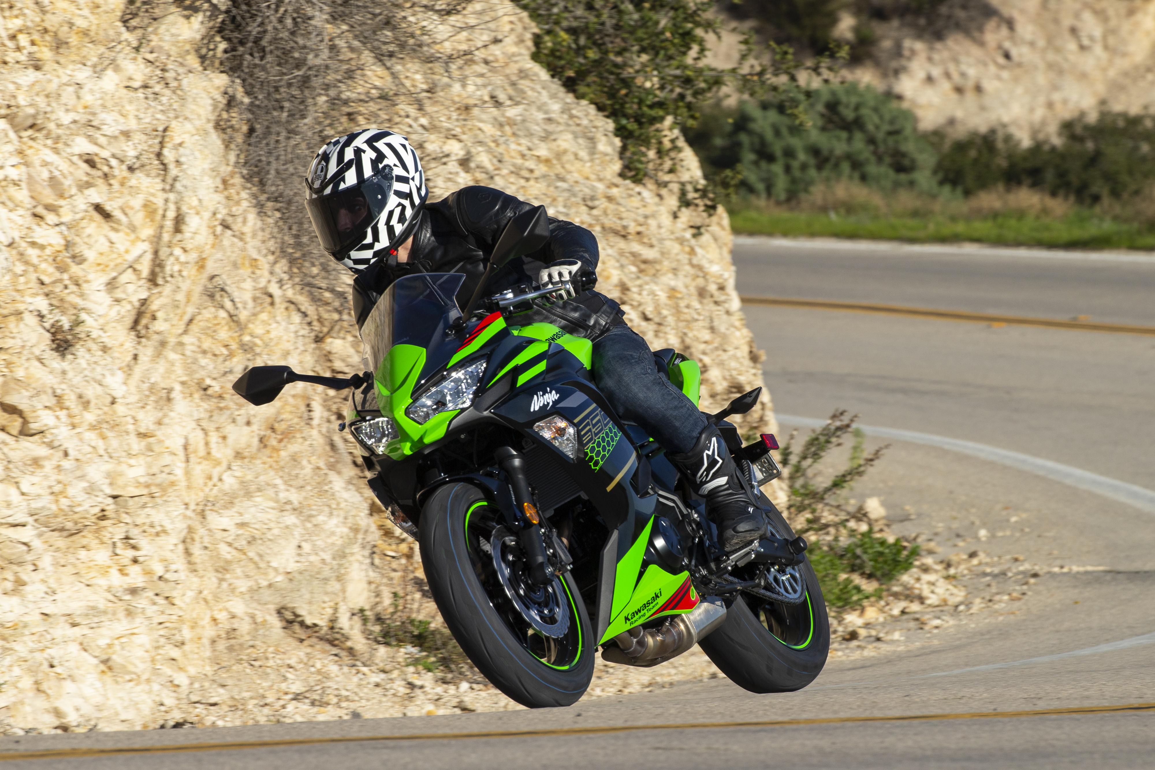 2020 Kawasaki Ninja 650 First Ride Review Revzilla