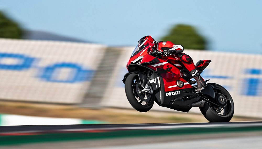 Superleggera V4: The most powerful production Ducati ever