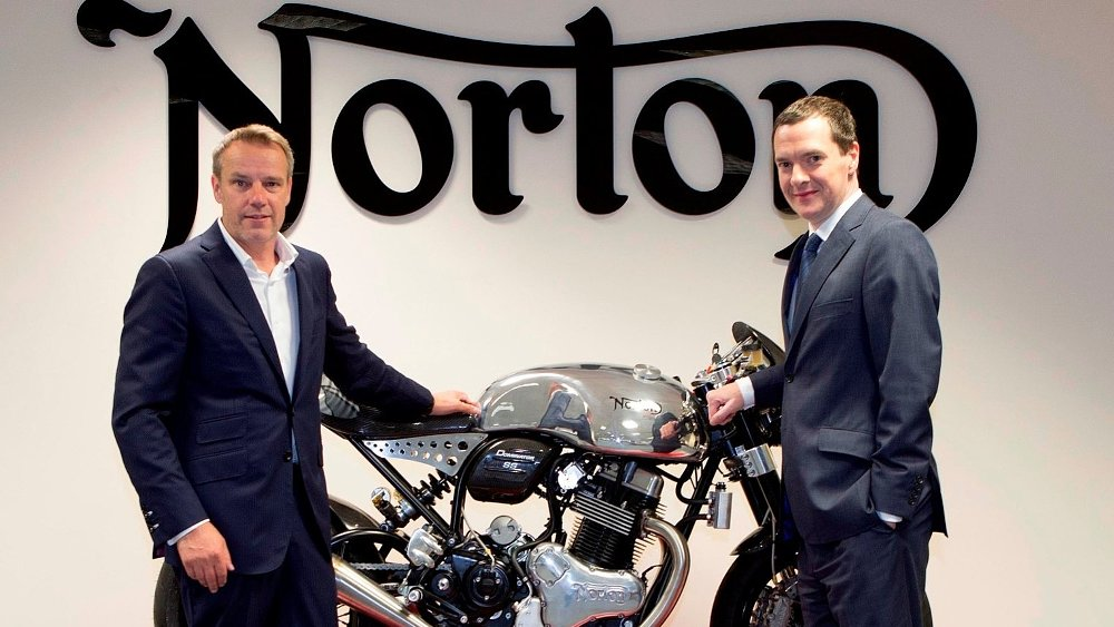 The collapse of Norton Motorcycles