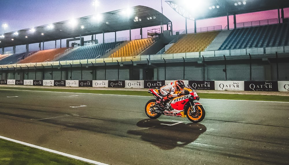 MotoGP race in Qatar canceled due to virus-related travel restrictions