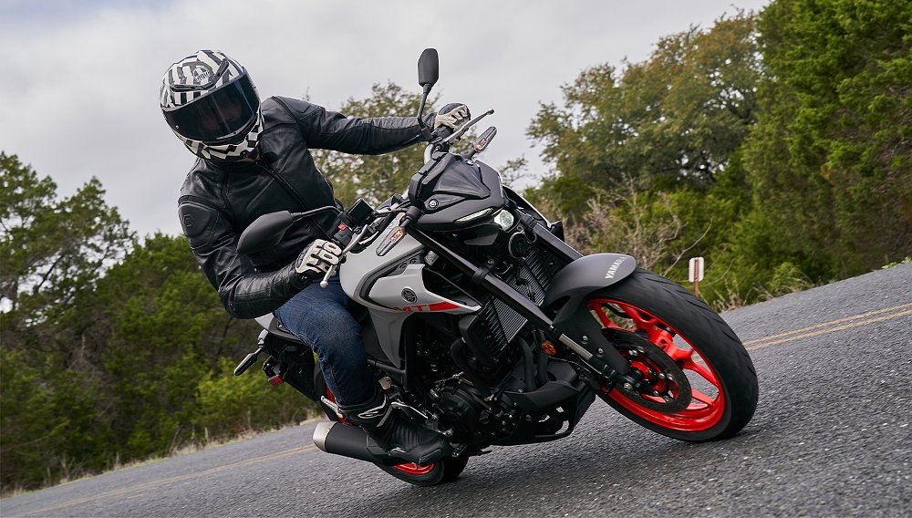 2020 Yamaha MT-03 first ride review