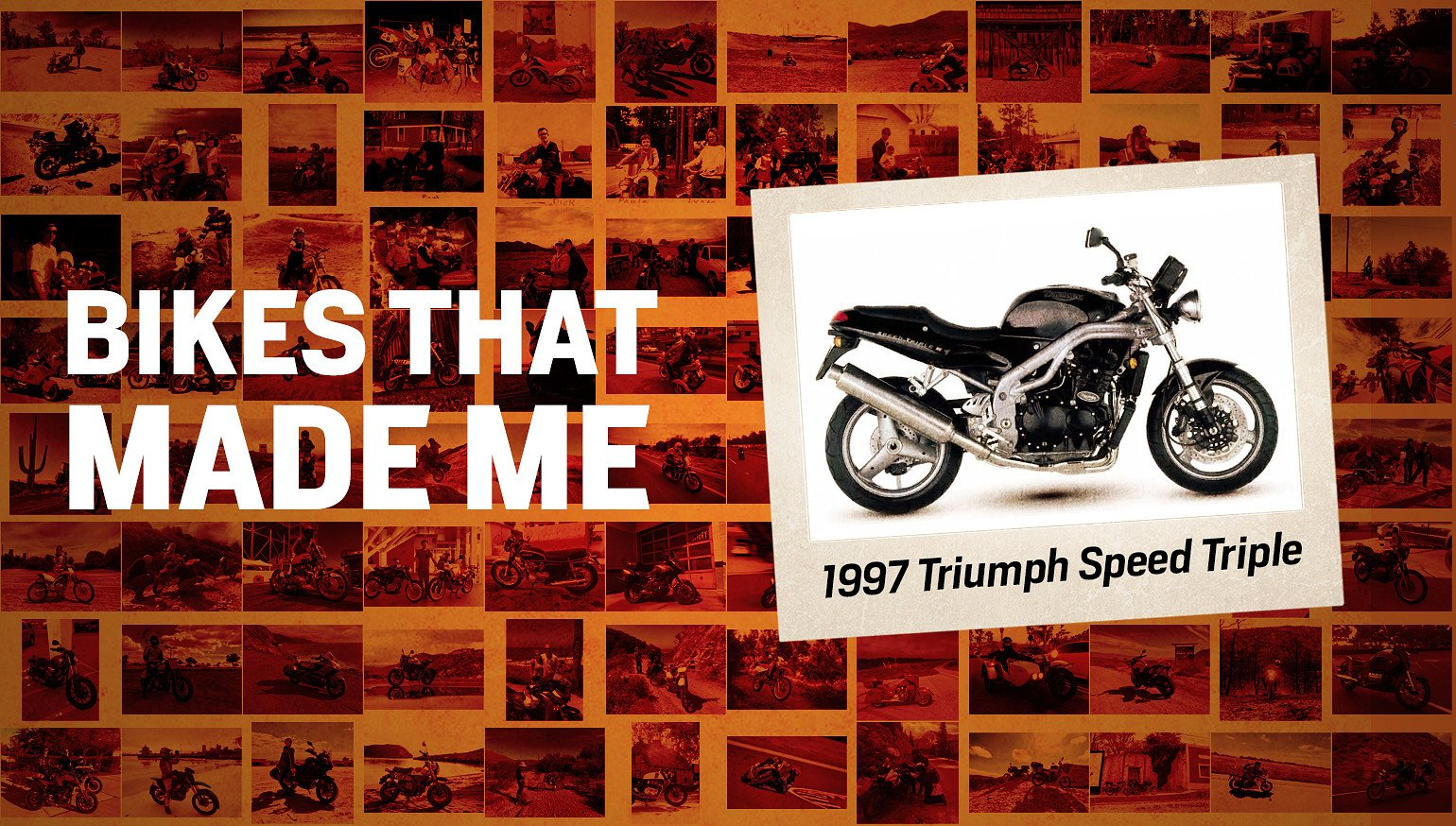 Bikes That Made Me A Triumph Speed Triple Shifted My Motorcycling Into A Higher Gear Revzilla