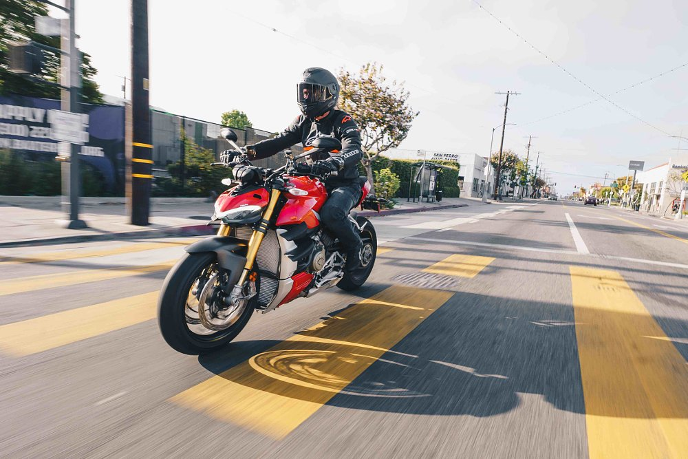 2020 Ducati Streetfighter V4 first ride review