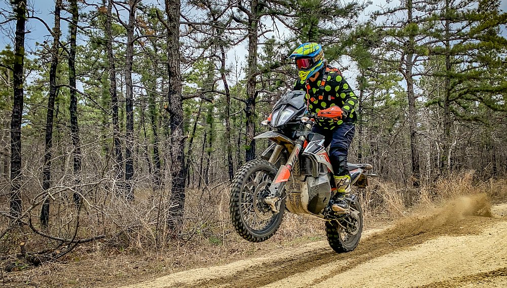 2020 KTM 790 Adventure R Rally review: The best ADV bike yet