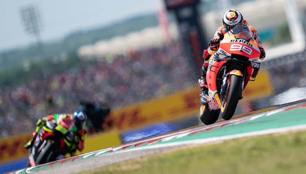 The U.S. MotoGP round is not dead yet, but probably endangered