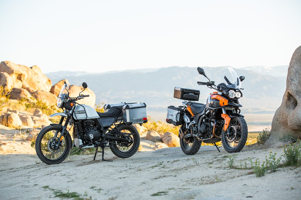 CSC RX4 versus Royal Enfield Himalayan: The $5,000 ADV showdown