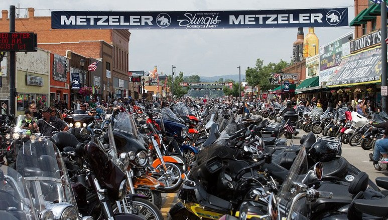 Major motorcycle rallies delayed, not canceled, by pandemic
