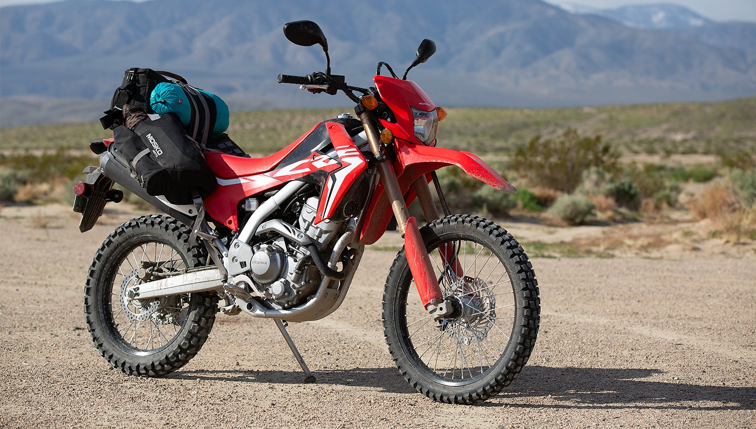 A Cameraman Reviews The 2020 Honda Crf250l Revzilla