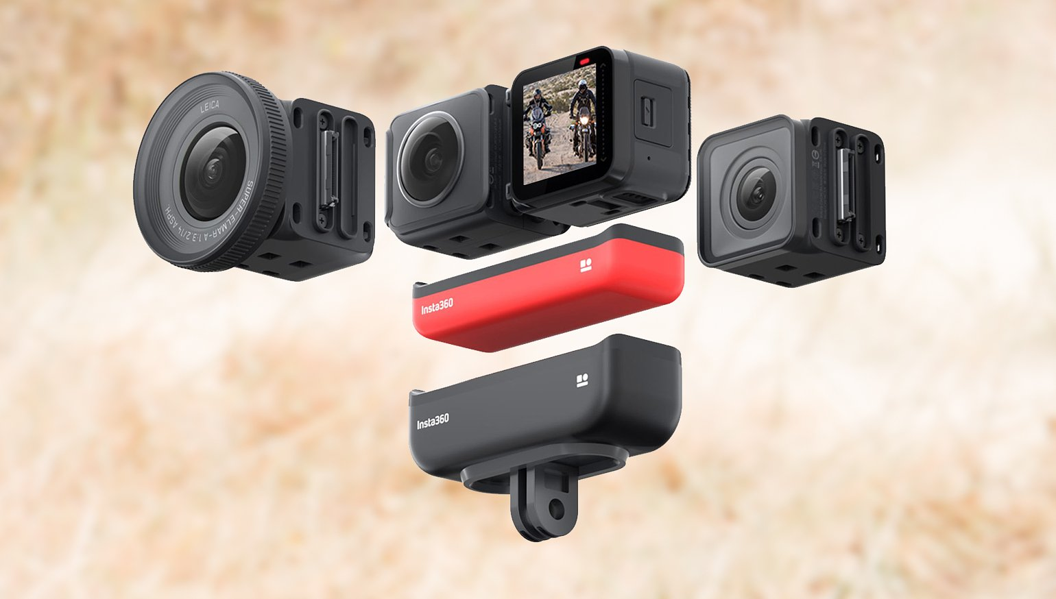 The features and must-haves of motorcycle action cameras