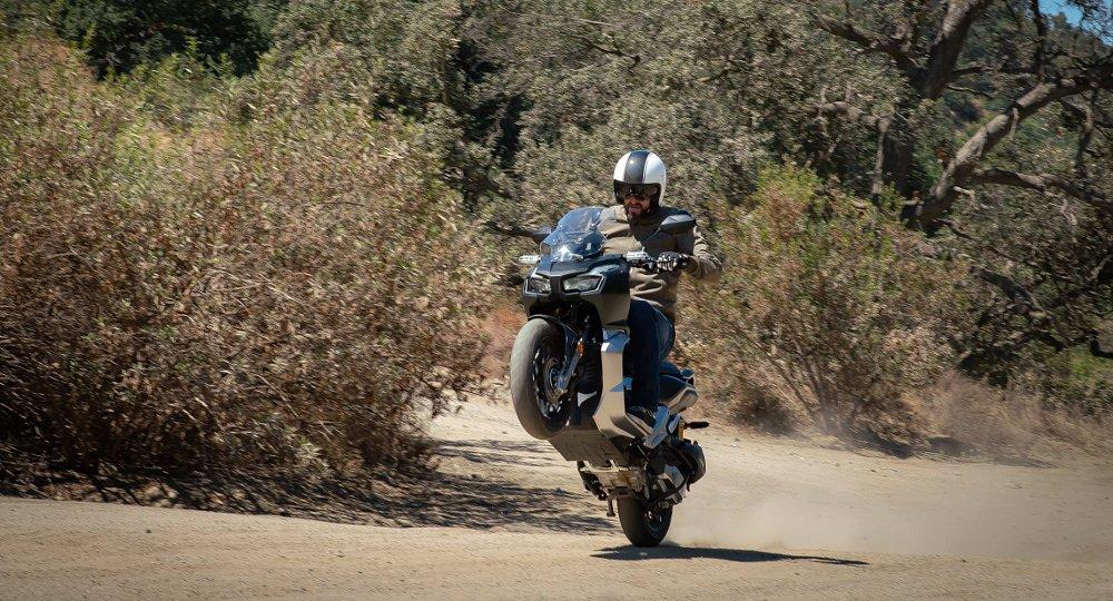 2021 Honda ADV150 first ride review