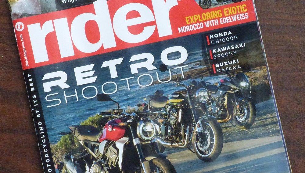 Print motorcycle magazines edge closer to extinction