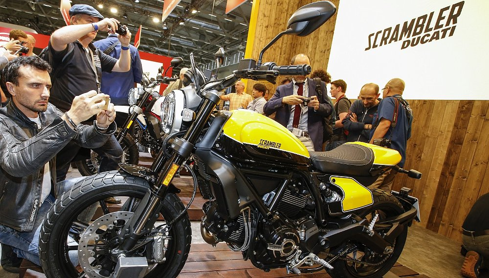 What is the future of motorcycle shows?