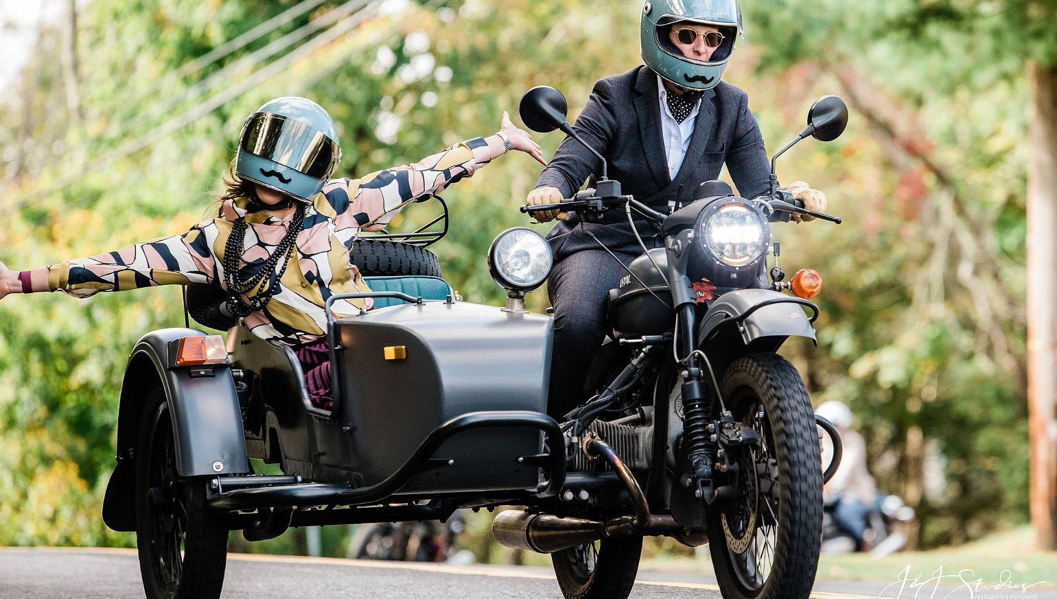 The Distinguished Gentleman's Ride goes solo for 2020