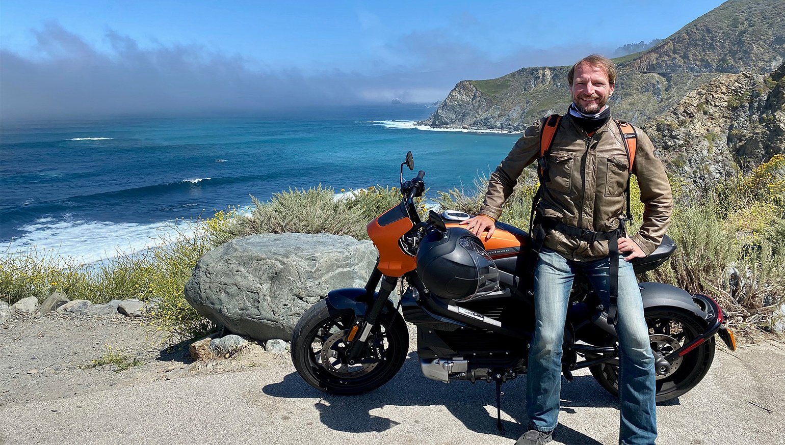 Long-haulin' LiveWire: A 3,500-mile ride on H-D's electric motorcycle