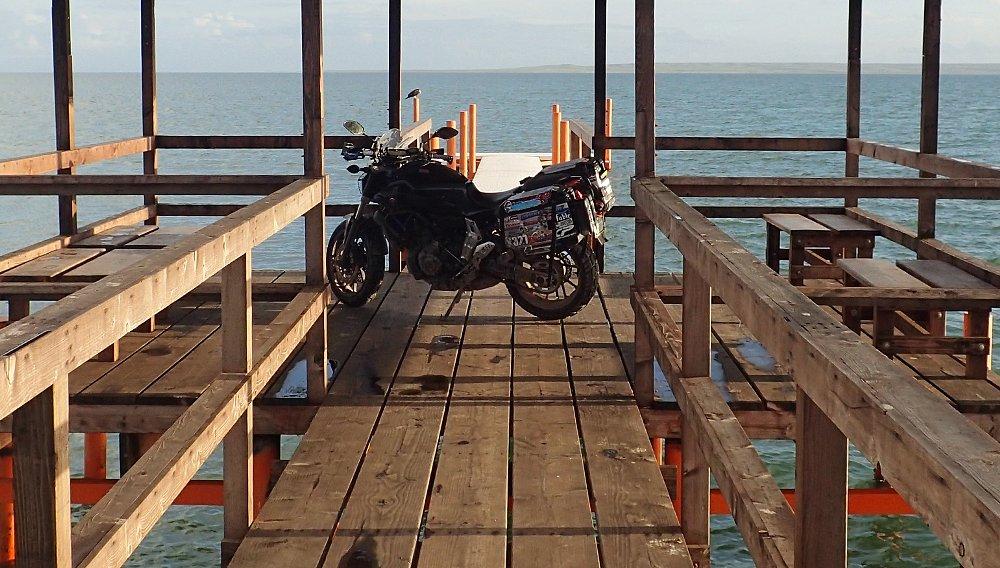 Why I chose an FZ-07 for my Panama-to-Alaska adventure ride