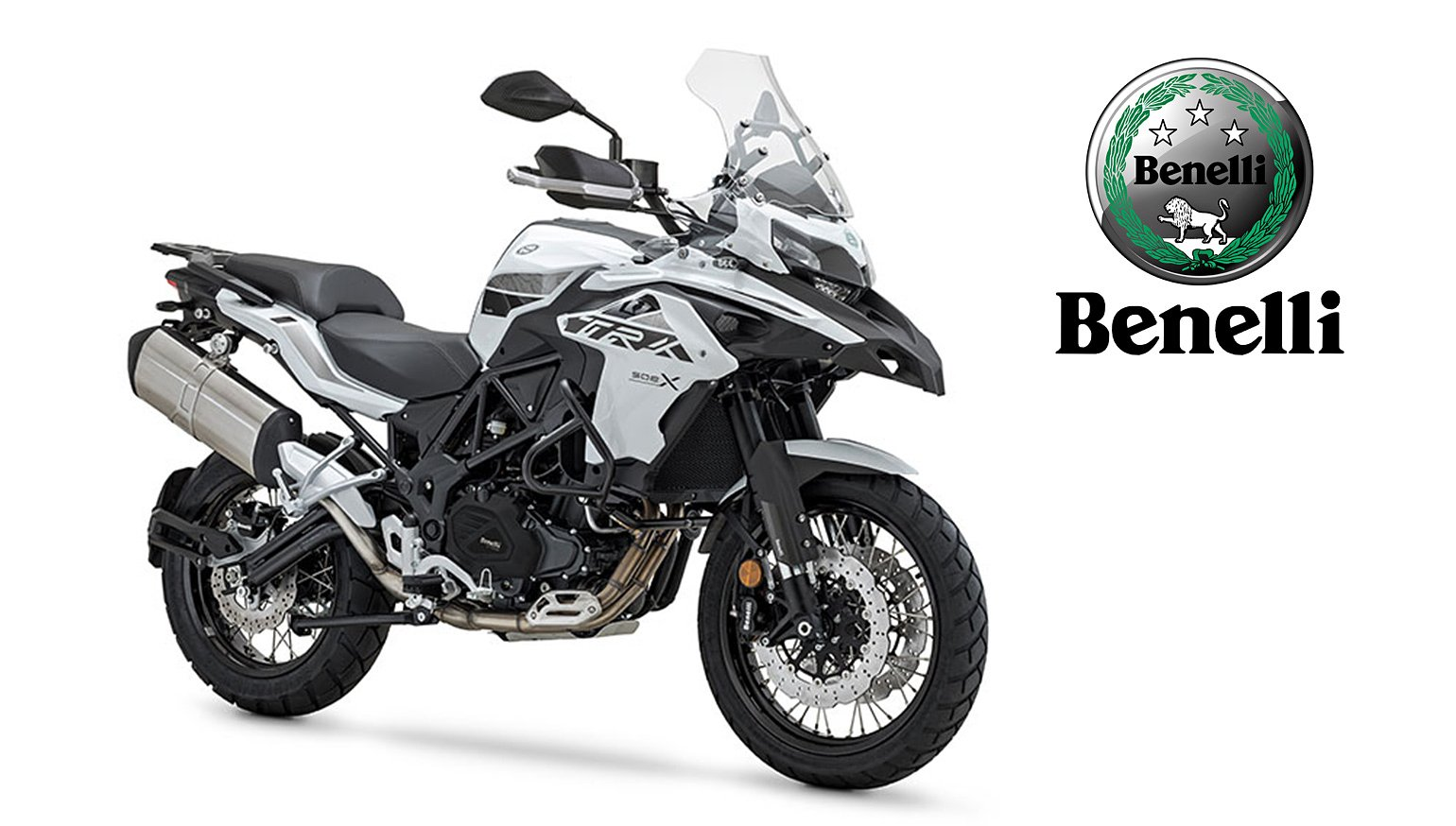 Benelli brings 2021 TRK 502 ADV middleweights to the U.S.