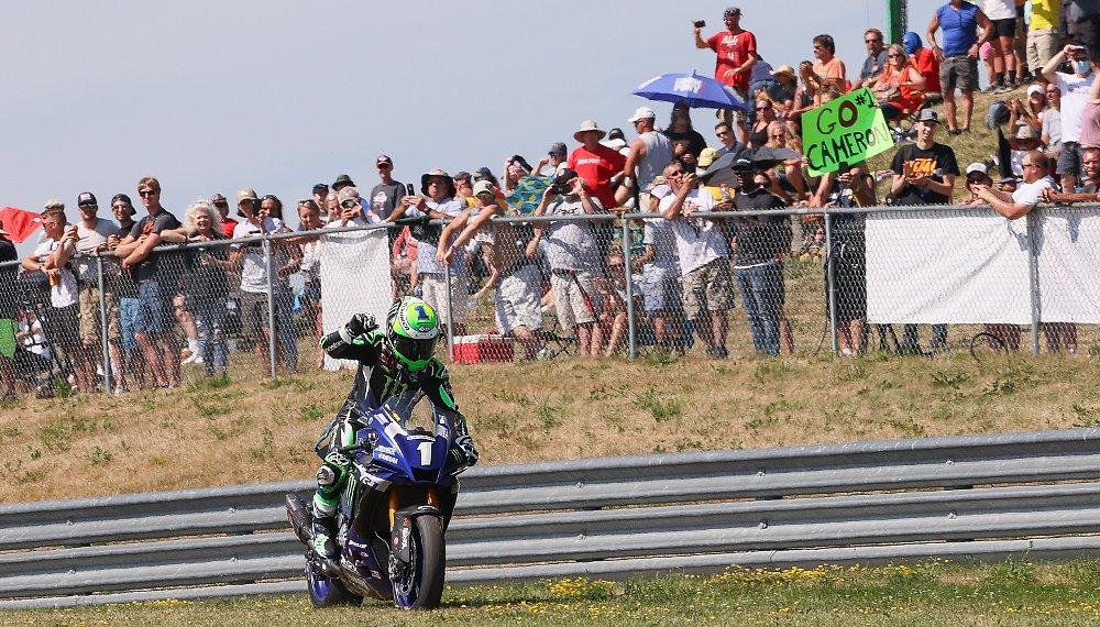 Domination: If Beaubier wraps up MotoAmerica Superbike title, what's next?