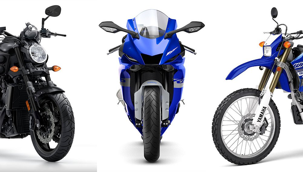 Yamaha discontinues three icons: YZF-R6, VMAX, and WR250R