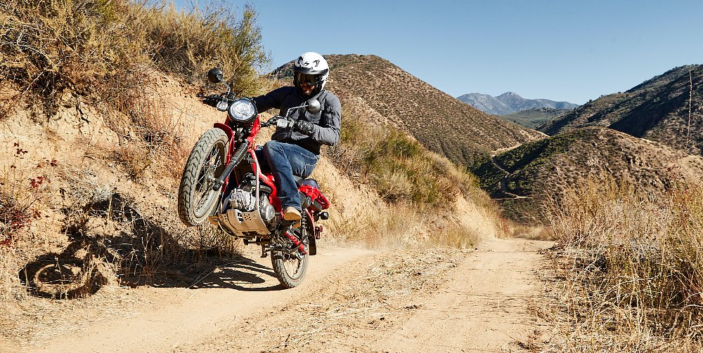 2021 Honda Trail 125 first ride review