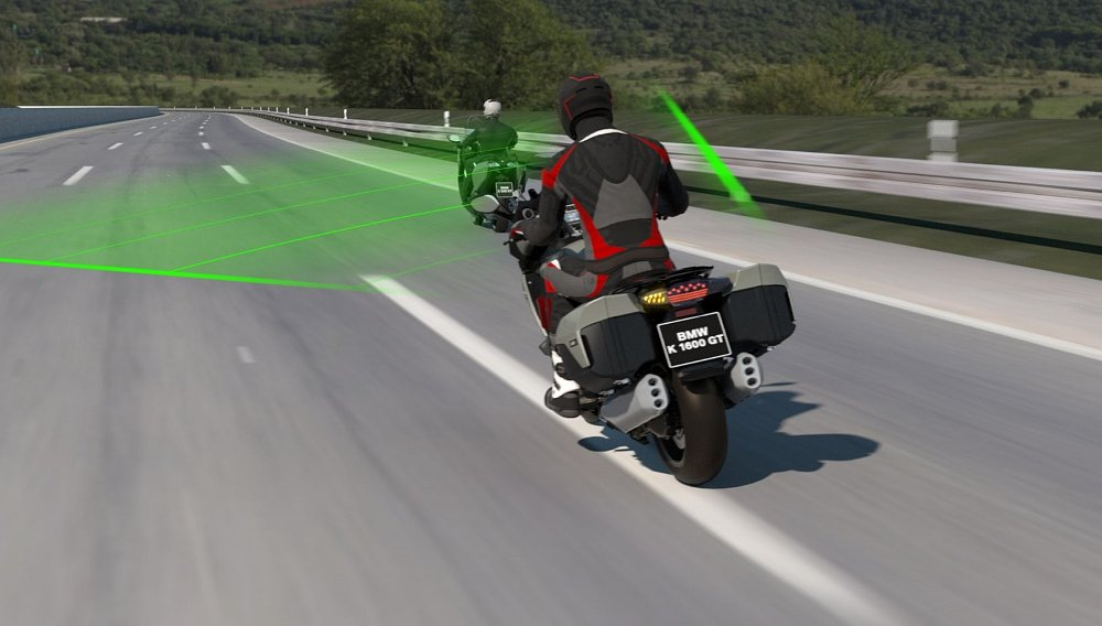 A closer look at Ducati's and BMW's adaptive cruise control systems