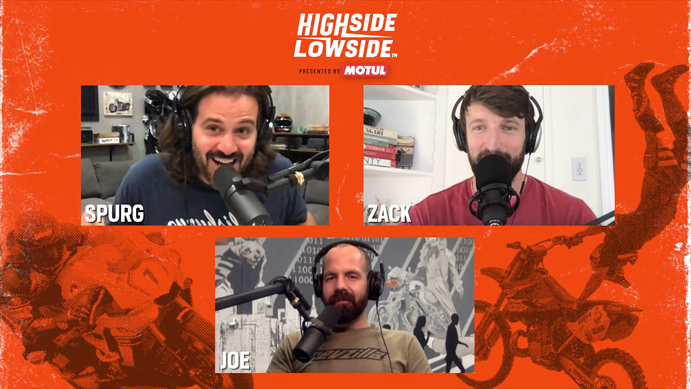 Highside/Lowside: What's your dream ADV motorcycle?
