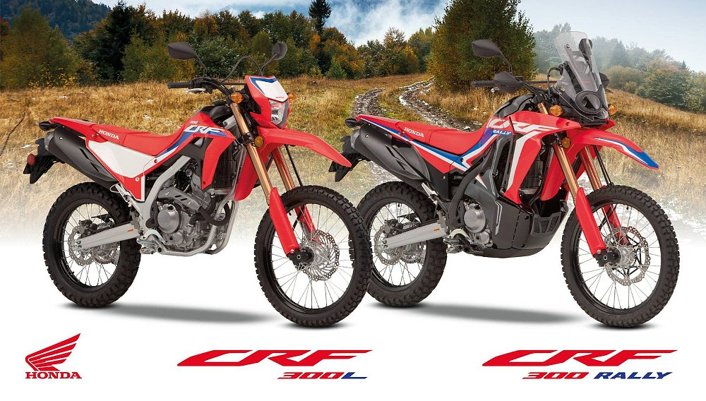 Will the 2021 Honda CRF300L and Rally come to the U.S.?