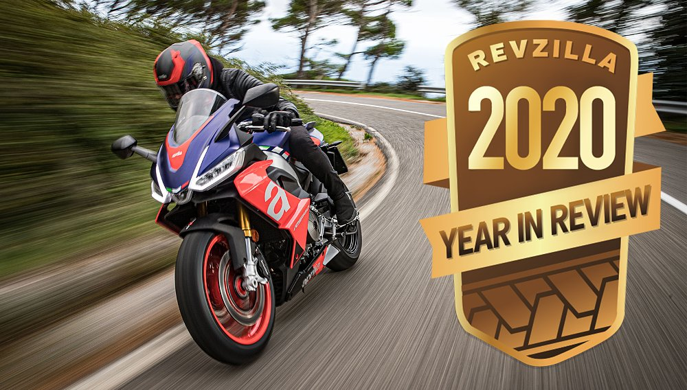 Our favorite motorcycles of 2020