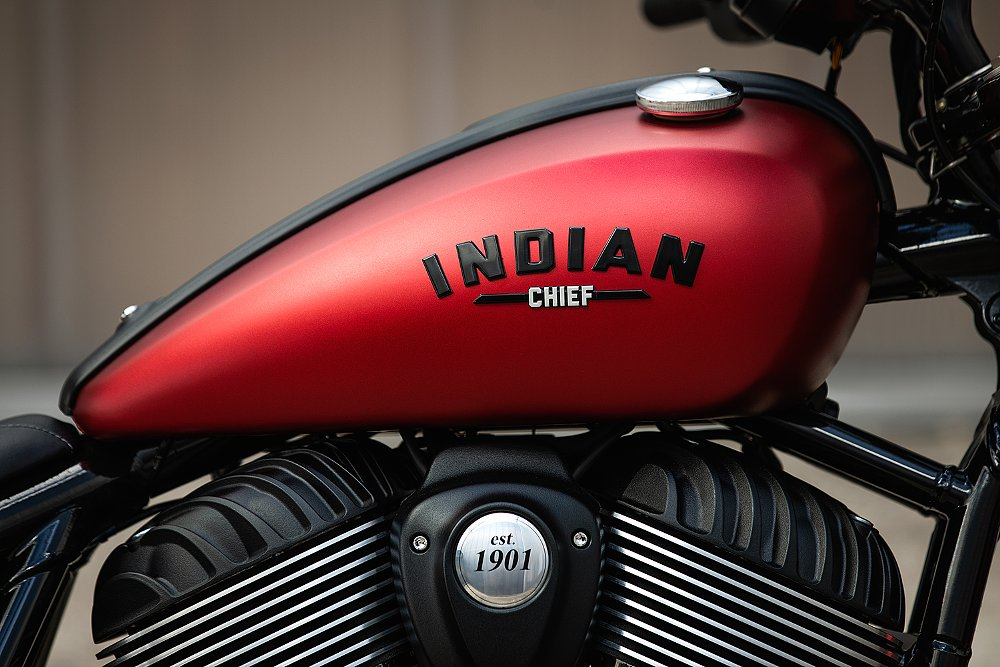 2022 Indian Chief line first look