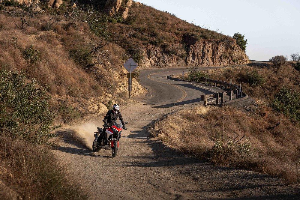 2021 Ducati Multistrada V4 S first ride