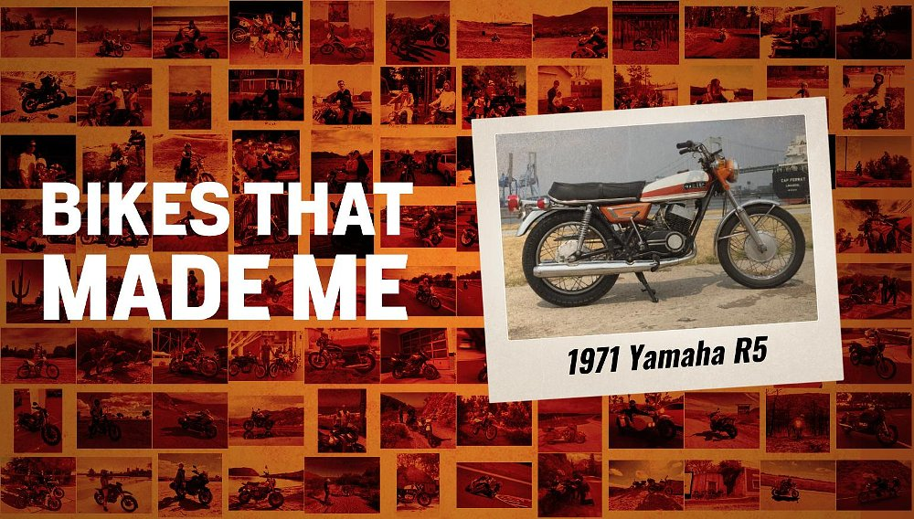 Bikes that made me: The unexpected fun of a 1971 Yamaha R5