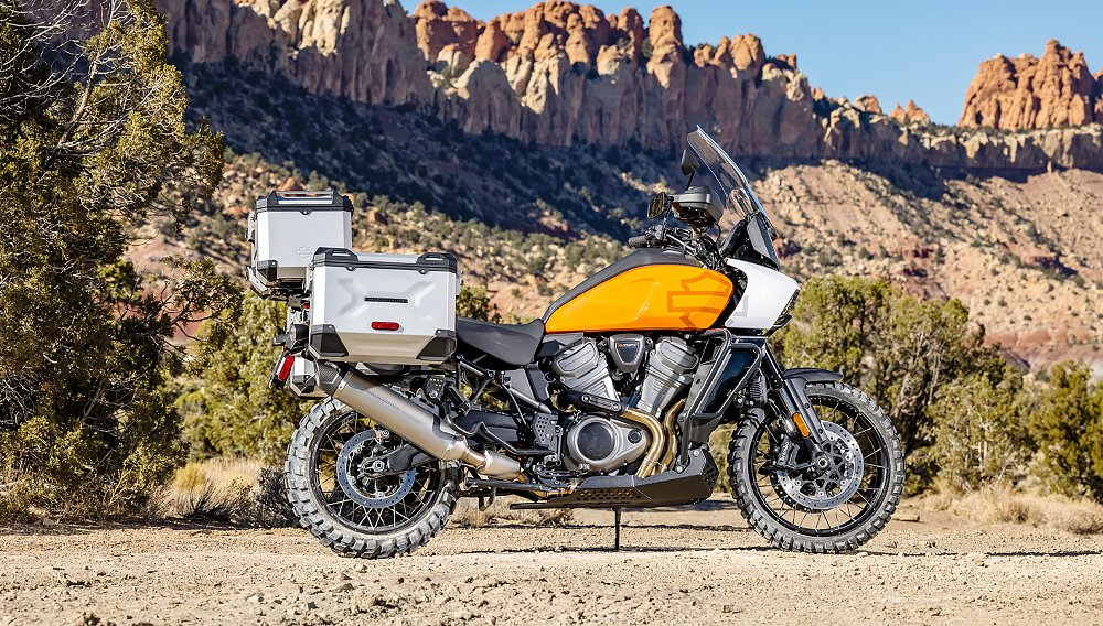2021 Harley-Davidson Pan America 1250 and Pan America 1250 Special first look