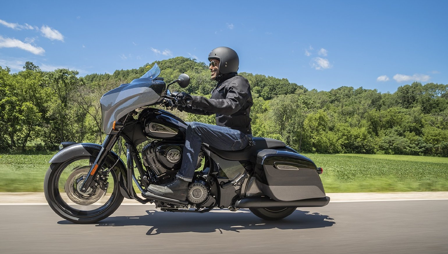 2021 Indian Chieftain Elite first look